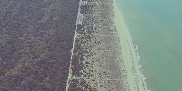 Beaches and nature